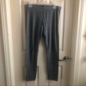 Grey leggings from H&M